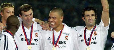 Ante el San Sebastián de los Reyes el Madrid también llegó como campeón de la Champions. Foto: Twitter.