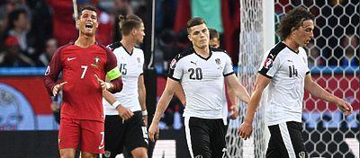 Portugal - Austria | Foto: @UEFAEURO