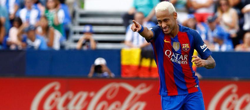 El culebrón entre Neymar y el PSG sigue latente. Foto: Mundo Deportivo.