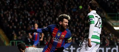 Messi, de récord en récord
