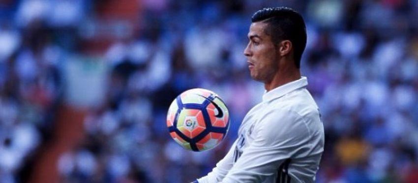 Cristiano Ronaldo no volvió a tener su día en el Bernabéu. Foto: @elchiringuitotv.