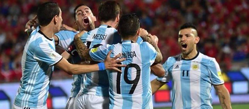 Foto: FIFA - Argentina