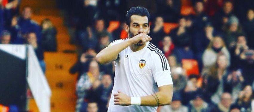 Tras su discreto paso por la Liga, Negredo podría recalar en el Calcio italiano. Foto: Instagram.