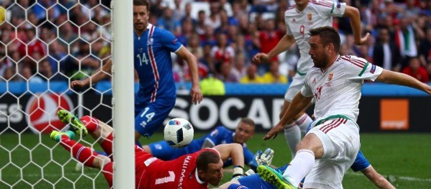 Hungria - Islandia |Foto: UEFA