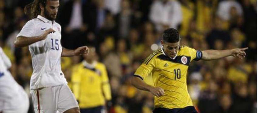 James ya está en Cuartos de la Copa América | Foto: @FCFSeleccionCol