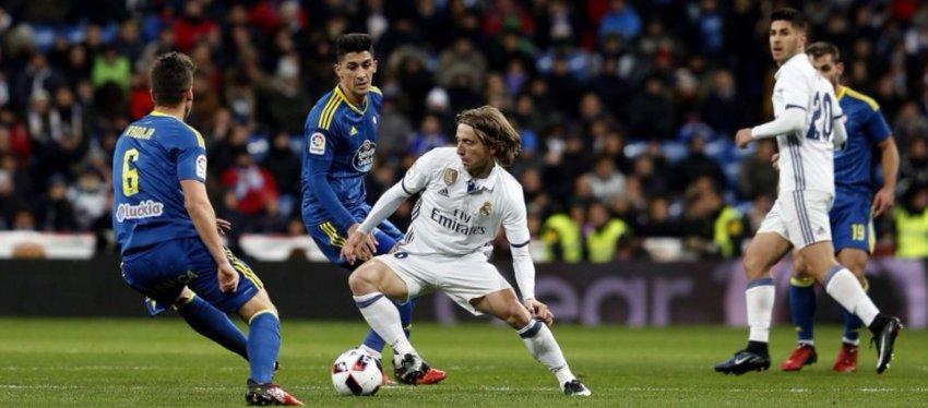 Real Madrid o Celta, ¿quien pasará a semifinales? Foto: Diario As.
