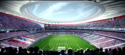 El Wanda Metropolitano, en detalle