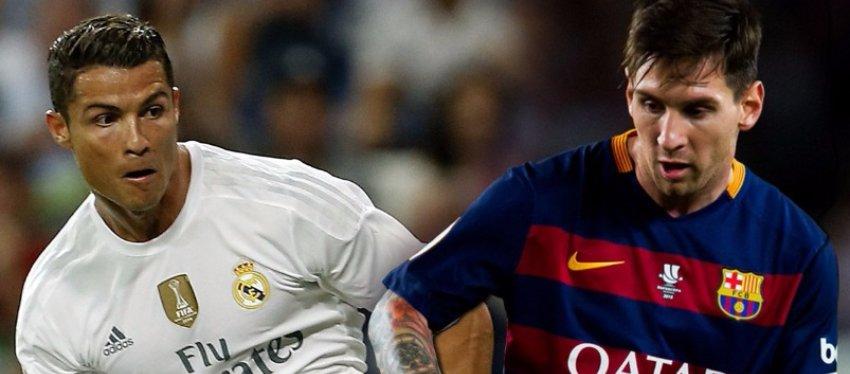 Cristiano Ronaldo y Leo Messi volverán a ser los grandes protagonistas el próximo domingo. Foto: @BingwaNewspaper.