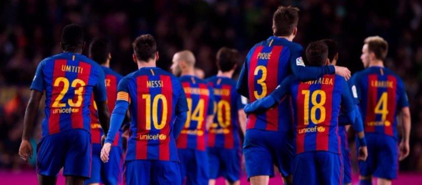 El Barça completó su puesta a punto antes de volver a verse las caras contra el PSG. Foto: Mundo Deportivo.