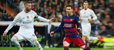 Real Madrid y Barcelona vuelven a ser los grandes favoritos a todo este año.