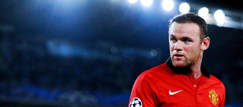 Rooney, historia viva del Manchester United. Foto: Laventanadelhincha.