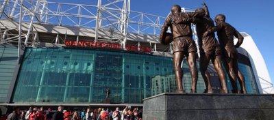 El Manchester United desbanca al Madrid y se convierte en el equipo que más ingresos genera. Foto: Sky.