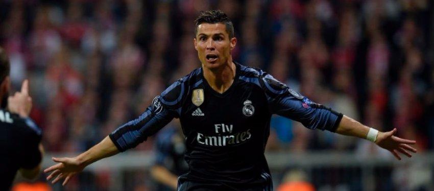 Cristiano Ronaldo manda en Europa. Foto: Liga de Campeones.