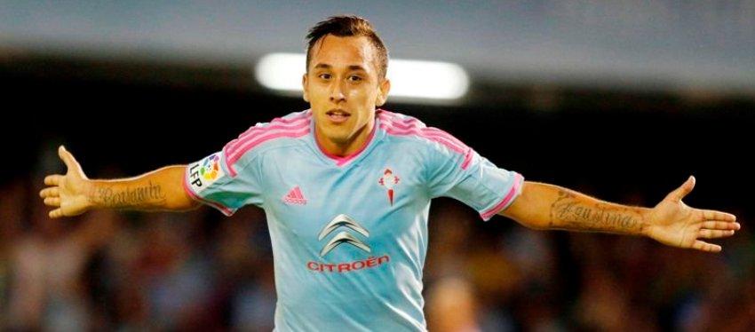 Orellana tiene las horas contadas en el Celta de Vigo. Foto: Getty Images.