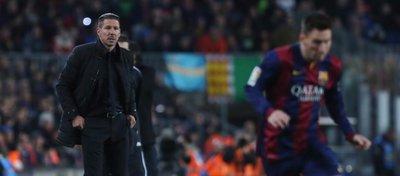 Simeone, ante su reto más difícil. Foto: Mundo Deportivo.