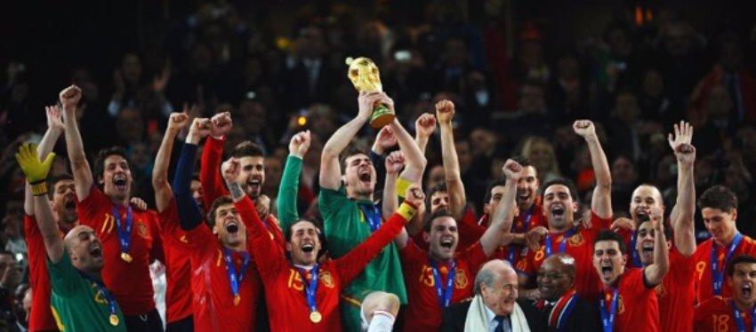 Así será el duro camino de España hacia su segunda estrella