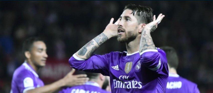 Ramos volverá a verse las caras con la grada del Sánchez Pizjuán tres días después. Foto: Sevilla FC.