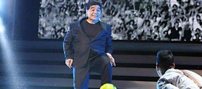 Maradona reconoció que lleva 13 años sin consumir, y que de seguir haciéndolo