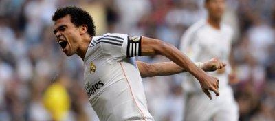 Pepe pondrá fin a su etapa en el Real Madrid diez temporadas después. Foto: Twitter.