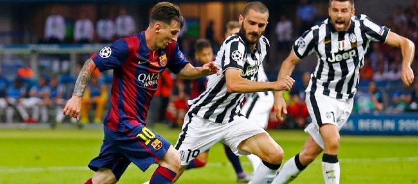 El último enfrentamiento entre ambos acabó con el Barça levantando la Champions. Foto: FC Barcelona.