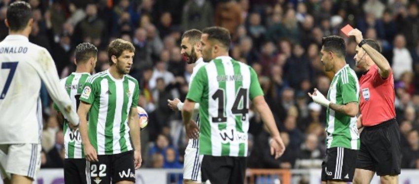 Real Madrid y Betis, dos de los equipos más transparentes de España. Foto: LaLiga.