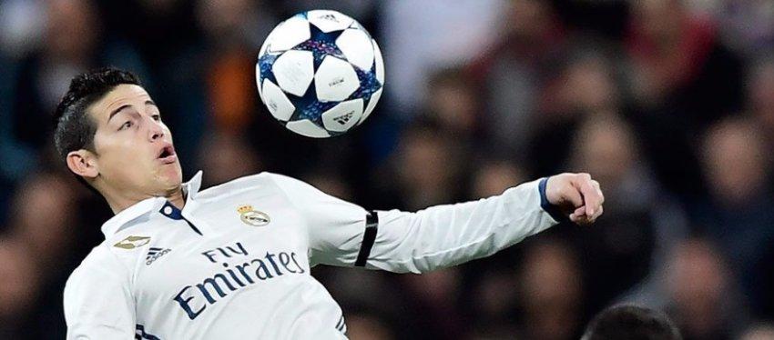 James, el futbolista más devaluado del mundo