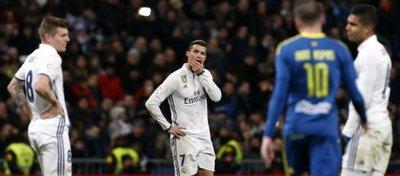 El Madrid intentará romper las estadísticas y darle la vuelta al 1-2 del Bernabéu. Foto: Marca.