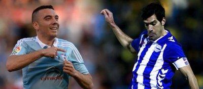 Celta y Alavés aspiran a la gloria 16 años más tarde. Foto: Twitter.