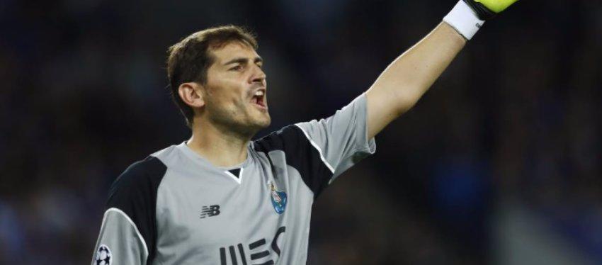 Casillas volvió a dar que hablar por su actuación bajo palos. Foto: As.
