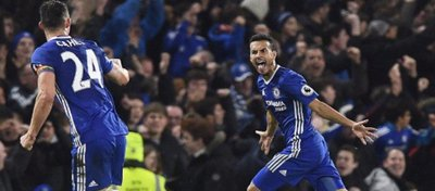 Pedro, uno de los pilares del Chelsea esta temporada. Foto: Twitter.