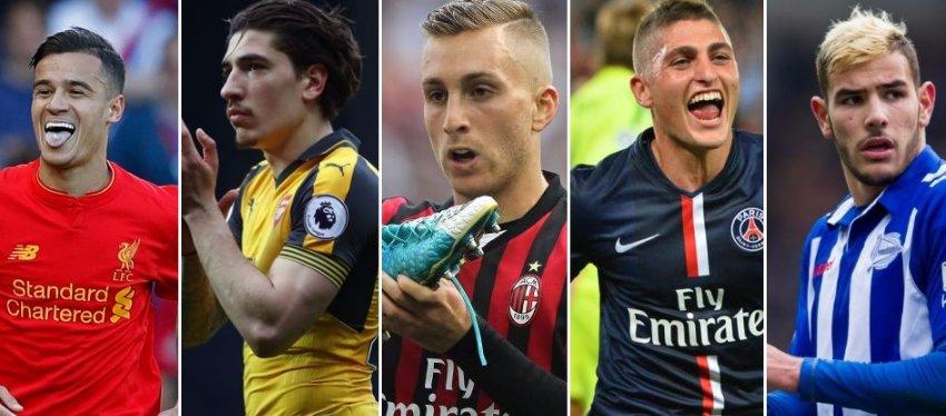 Los cinco grandes objetivos del Barça para la temporada que viene