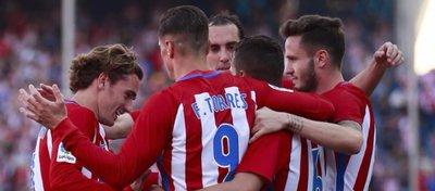 El Atlético quiere seguir soñando un año más. Foto: Twitter.