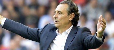 Prandelli no olvida su frustrado paso por el Valencia. Foto: Twitter.