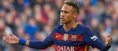 ¿Se imaginan a Neymar fuera del Barça? Foto: Twitter.