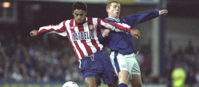 Atlético y Leicester se han enfrentado en cuatro ocasiones en su historia. Foto: Twitter.