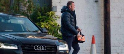 Rooney, de futbolista a jardinero