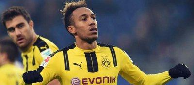 Aubameyang asegura que a partir de ahora se centrará en el Dortmund. Foto: Diario As.