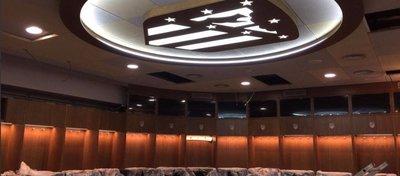 Así lucen las entrañas del nuevo estadio del Atleti