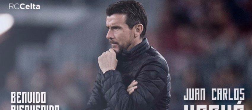 Juan Carlos Unzué, nuevo entrenador del Celta