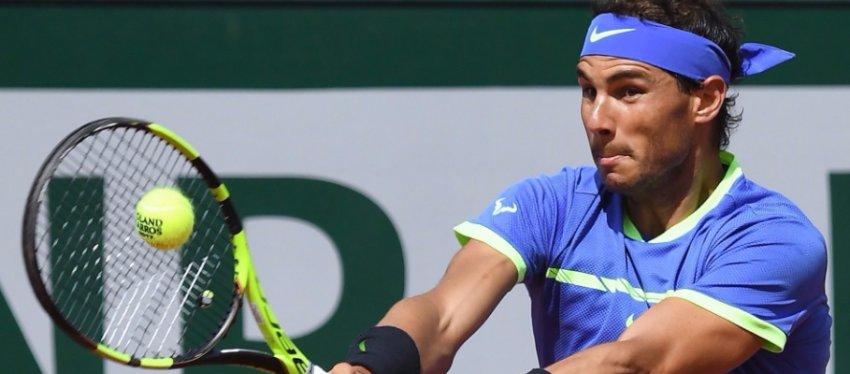 Rafa Nadal, diez veces ganador de Roland Garros. Foto: Getty Images.