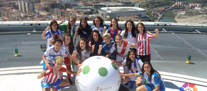 La Quiniela con el fútbol femenino