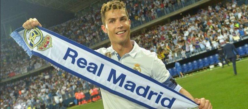 Cristiano Ronaldo parece haber repensado su futuro. Foto: Twitter.