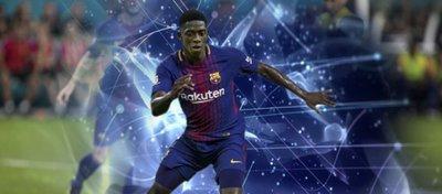 Dembelé, el fichaje estrella del Barça este verano. Foto: Mundo Deportivo.