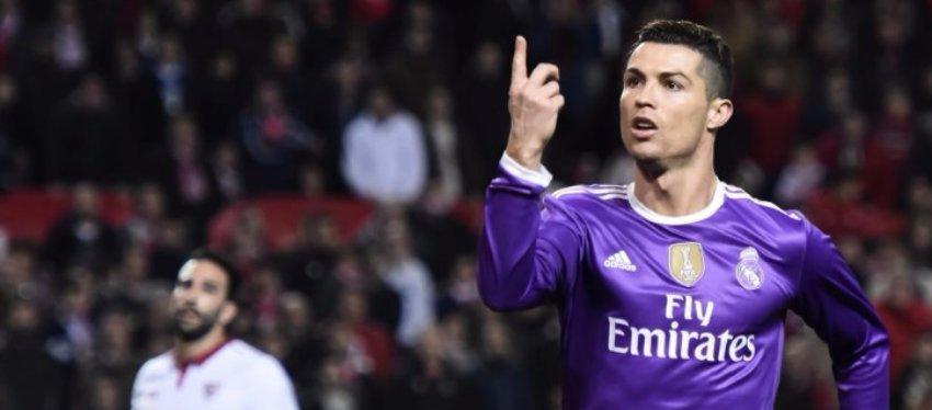 Cristiano volverá a la Copa del Rey ante uno de sus rivales preferidos en el Bernabéu. Foto: Twitter.
