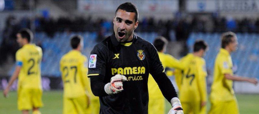 Sergio Asenjo, intocable en el Villarreal y Zamora de LaLiga. Foto: LaLiga.