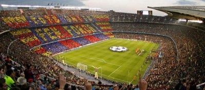 Los estadios europeos con más asistencia en lo que llevamos de temporada