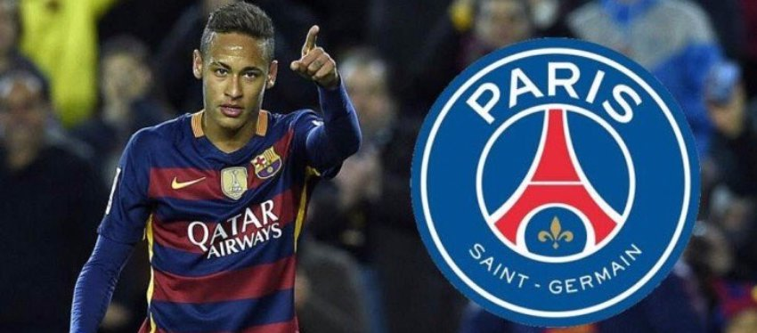 Neymar apunta cada vez más al PSG. Foto: @farffanntastico.