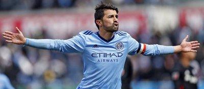 Villa marca uno de los goles de su vida y Casillas reclama su vuelta a laselección