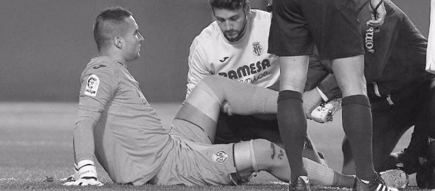 Seis futbolistas que encontraron en la rodilla a su peor enemigo