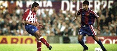 El precedente del Atlético en el Camp Nou para creer en la remontada